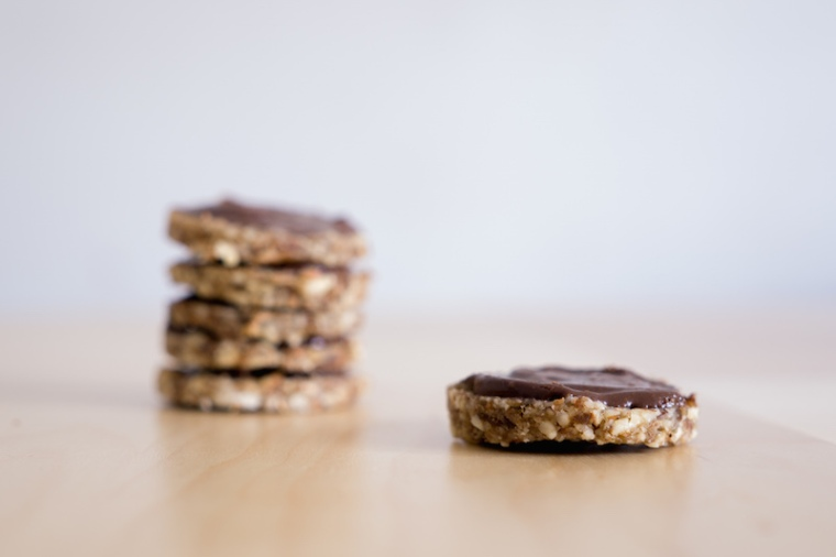 2016 04 20 Biscuits crus vegan chocolat Les Marottes de Marie 1