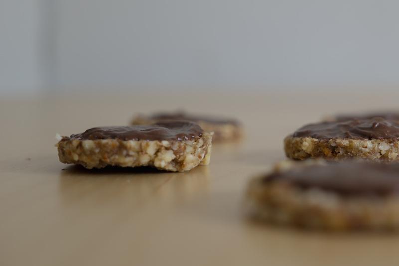 2016 04 20 Biscuits crus vegan chocolat Les Marottes de Marie 2