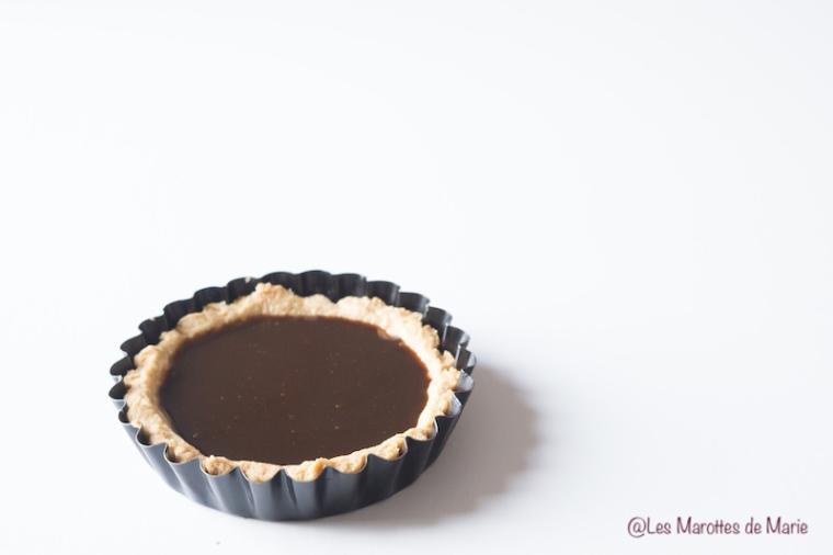 Tarte caramel chocolat-3