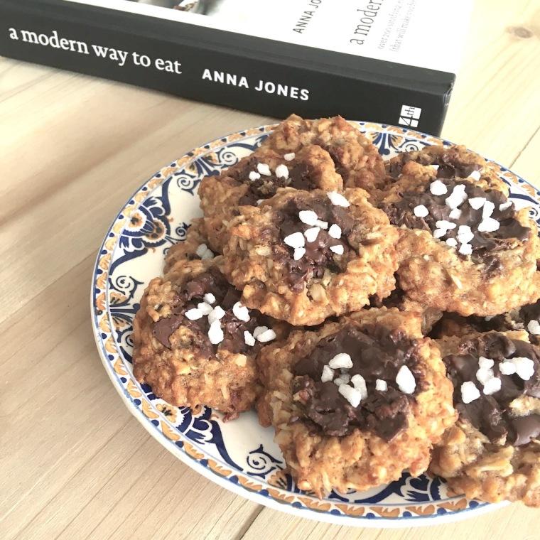 2018 8 21 Cookies vegan coco chocolat les Marottes de Marie 2