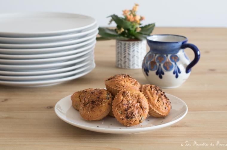 2020 03 27 Muffins vegan olives Les Marottes de Marie-2