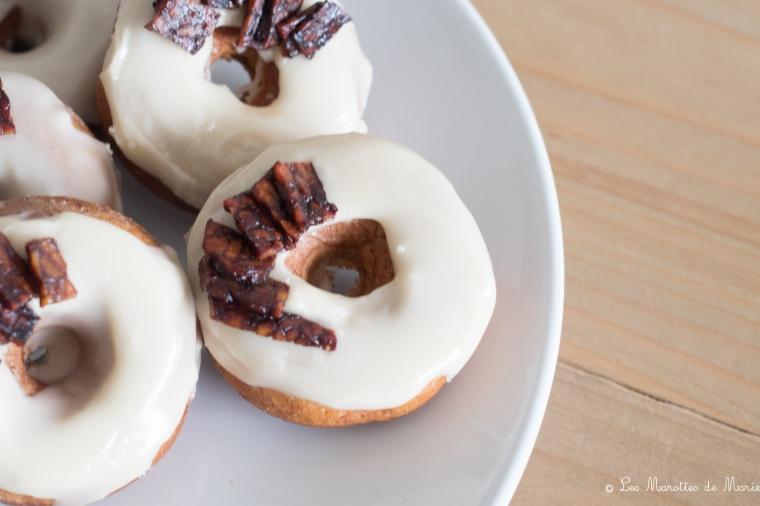 2020 05 6 donut sirop erable vegan Les marottes de marie-2